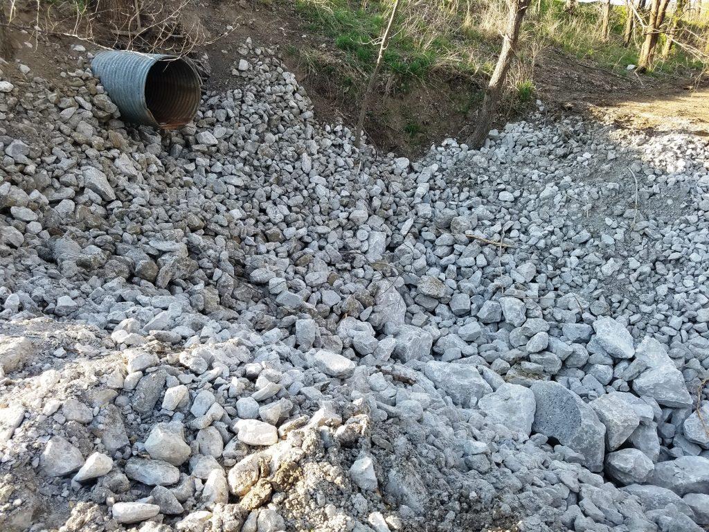 Erosion and scour repair