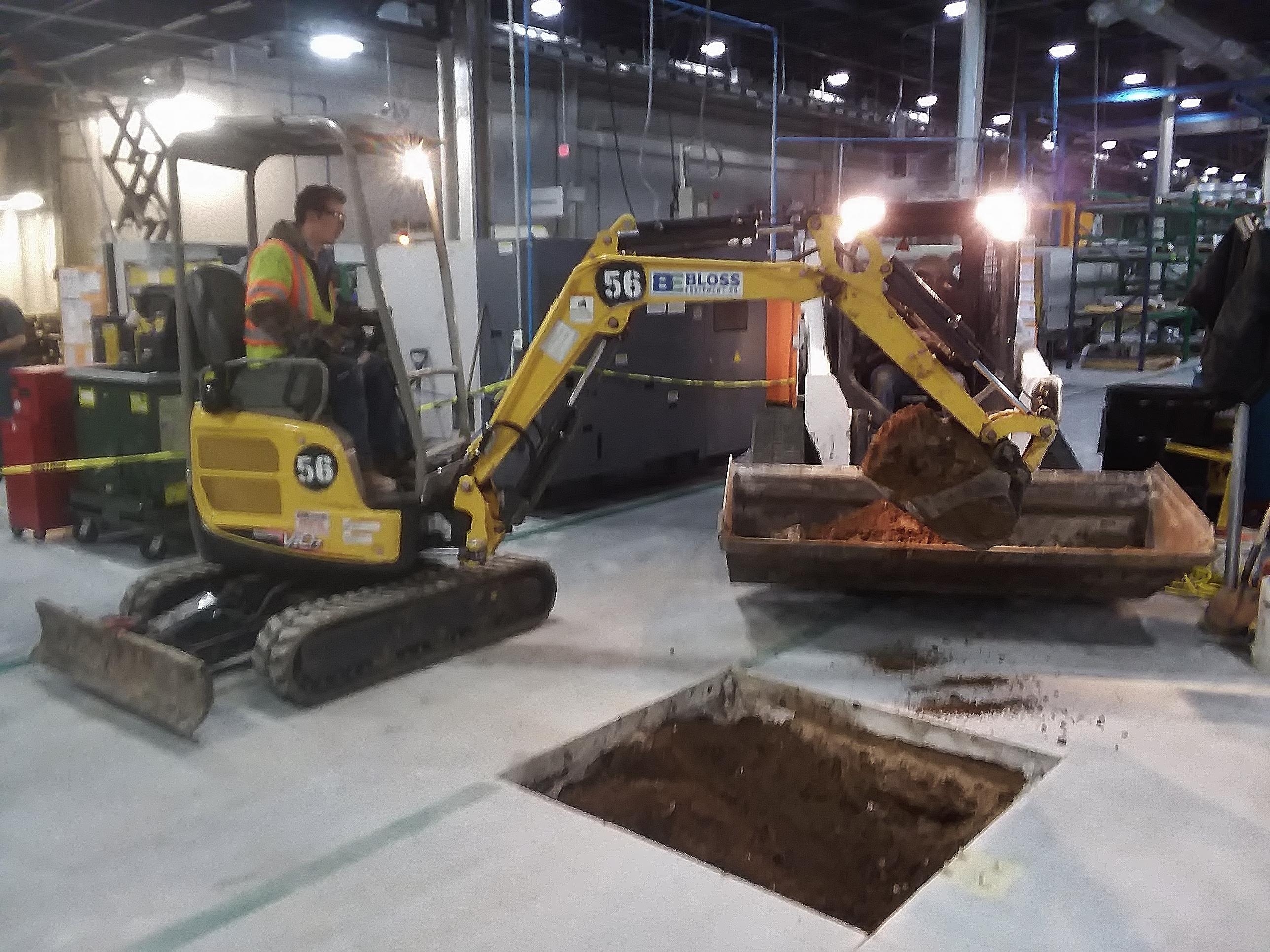 Footing Excavation